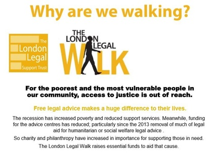London Legal Walk