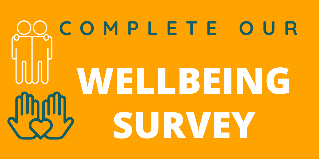Take our wellbeing survey